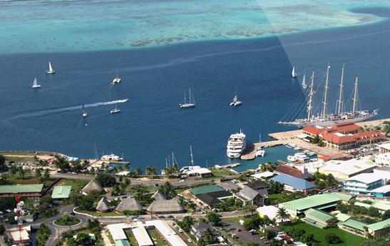 Rencontresdu Tourisme Nautique aux îles Sous-le-Vent