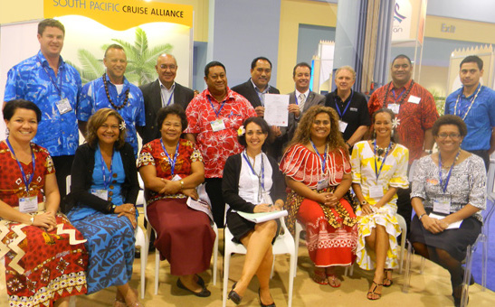 South Pacific Cruise Alliance
